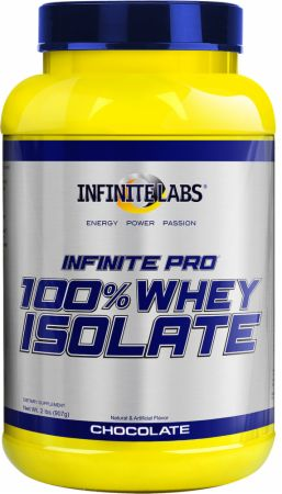 Infinite Labs, Infinite Pro 100% Whey Isolate, 908 грамм