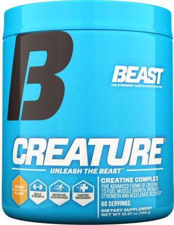 Beast Sports Nutrition, Creature Powder, 600 грамм