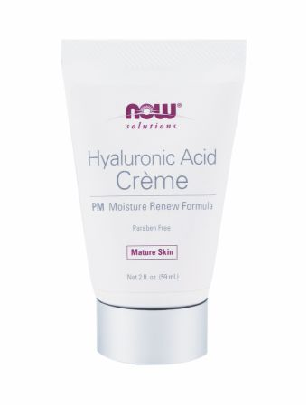 NOW, Hyaluronic Acid Creme, 60 мл