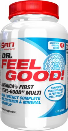 S.A.N., Dr. Feel Good!, 224 таблеток