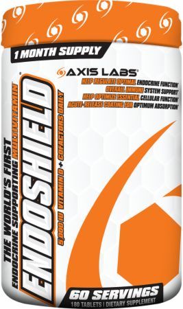 Axis Labs, Endo Shield, 180 таблеток