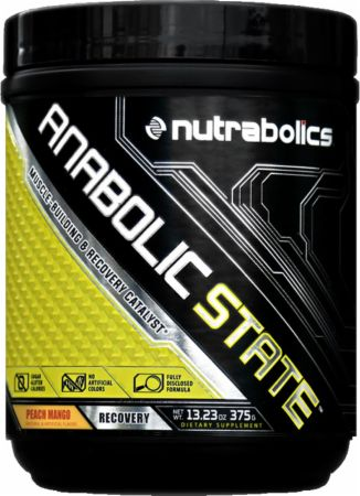Nutrabolics, Anabolic State, 10 порций