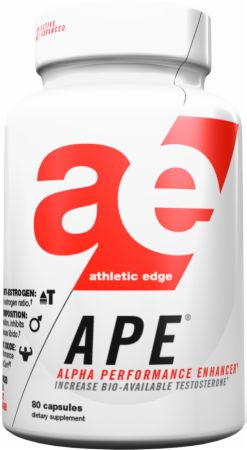 Athletic Edge Nutrition, APE, 80 капсул
