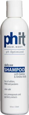 Phit Hair & Body, Daily Use Shampoo & Conditioner, 60 мл