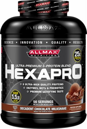 AllMax Nutrition, HEXAPRO, 2495 грамм