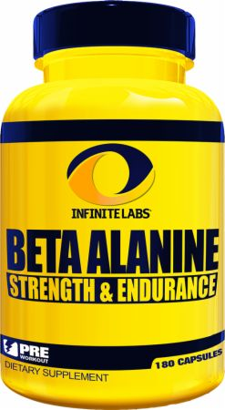 Infinite Labs, Beta Alanine, 180 капсул