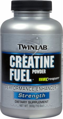 Twinlab, Creatine Fuel Powder, 300 грамм