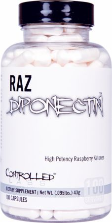 Controlled Labs, RAZdiponectin, 100 капсул