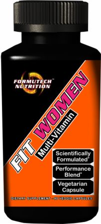 Formutech Nutrition, FIT Women, 90 капсул