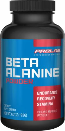 Prolab, Beta Alanine Powder, 192 грамма