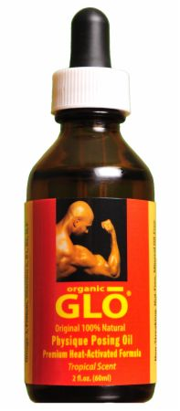 Organic GLO, Physique Posing Oil, 60 мл