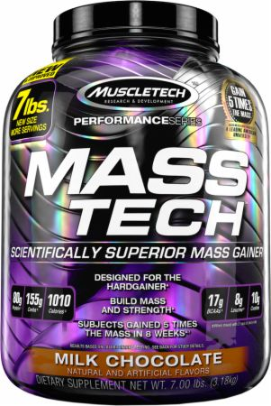 MuscleTech, MASS-TECH, 3176 грамм