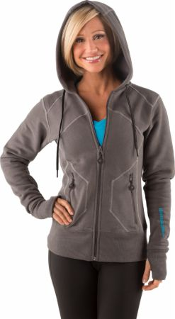 Bodybuilding.com Clothing, Women's B-Elite Bombshell Hoodie