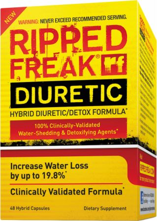 PharmaFreak, RIPPED FREAK DIURETIC, 48 капсул
