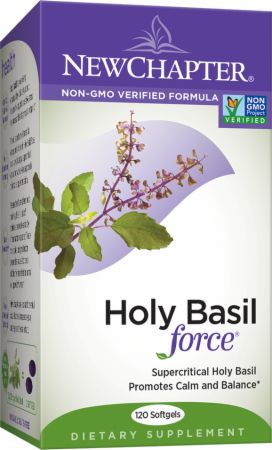 New Chapter, Holy Basil Force, 120 капсул