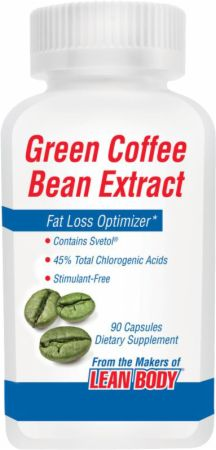 Labrada, Green Coffee Bean Extract, 90 капсул