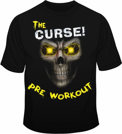 Cobra Labs, The Curse Skull Tee