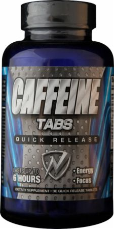 New Whey Nutrition, Caffeine Tabs, 90 таблеток