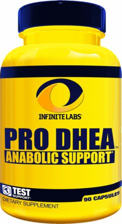 Infinite Labs, Pro DHEA, 90 капсул