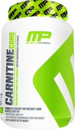 MusclePharm, Carnitine Core, 453 грамма